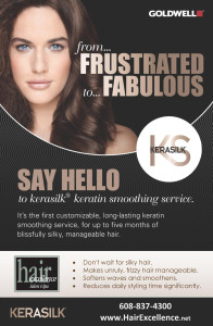Kerasilk Hair Smoothing System